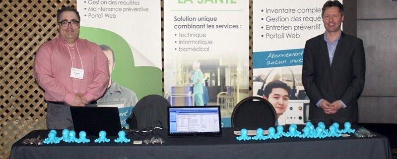 Journée de l'Association des Technologies en Génie Biomédical
